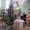 В селе Большая Уча возобновлена традиция проведения детской Рождественской ёлки
