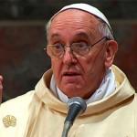 Папа Римский Франциск объявил проводимую Украинской властью операцию АТО на Донбассе